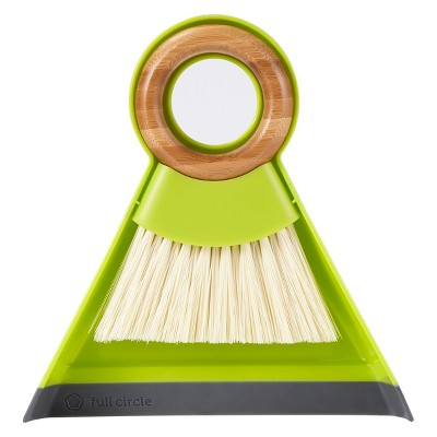 Full Circle Mini Dustpan and Brush Set