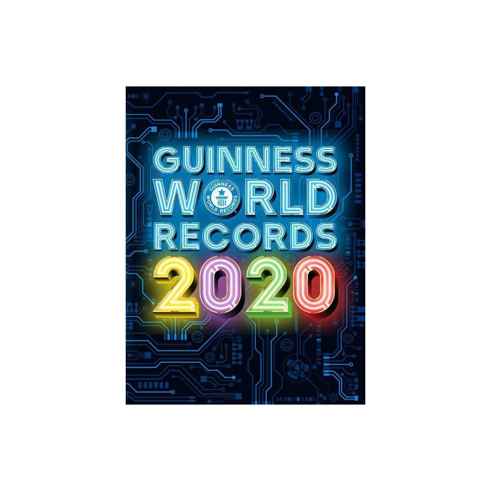 Guinness World Records 2020 - (Hardcover)