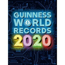 Guinness World Records 2020 - (Hardcover)