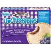 Smucker's Frozen Uncrustables Peanut Butter & Grape Jelly Sandwich - 8oz/4ct - image 2 of 4