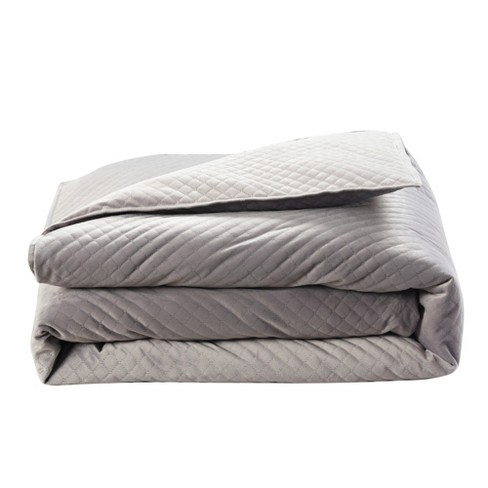 48x 74 20lb Quilted Weighted Blanket Blanquil Target