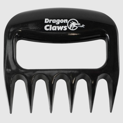 Grill Dragon Meat Claws Black - BBQ Dragon