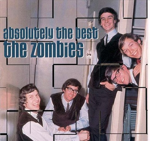 Zombies - Absolutely the best (CD) - image 1 of 1