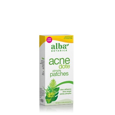 Alba Botanica Acne Pimple Patch - 40ct