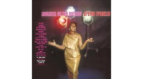 Aretha Franklin - Laughing On The Outside (Vinyl) - image 1 of 1