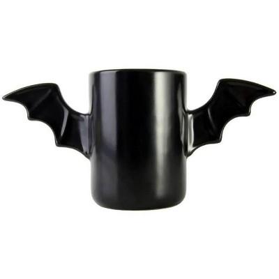 Just Funky Bat Wing Coffee Mug