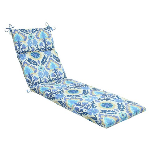 Outdoor Seat Square 2-Piece Cushion - Pillow Perfect - image 1 of 1