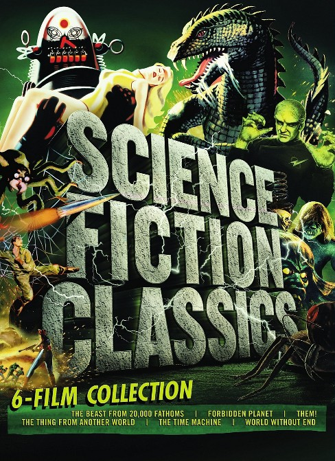 Science fiction classics collection (DVD) - image 1 of 1