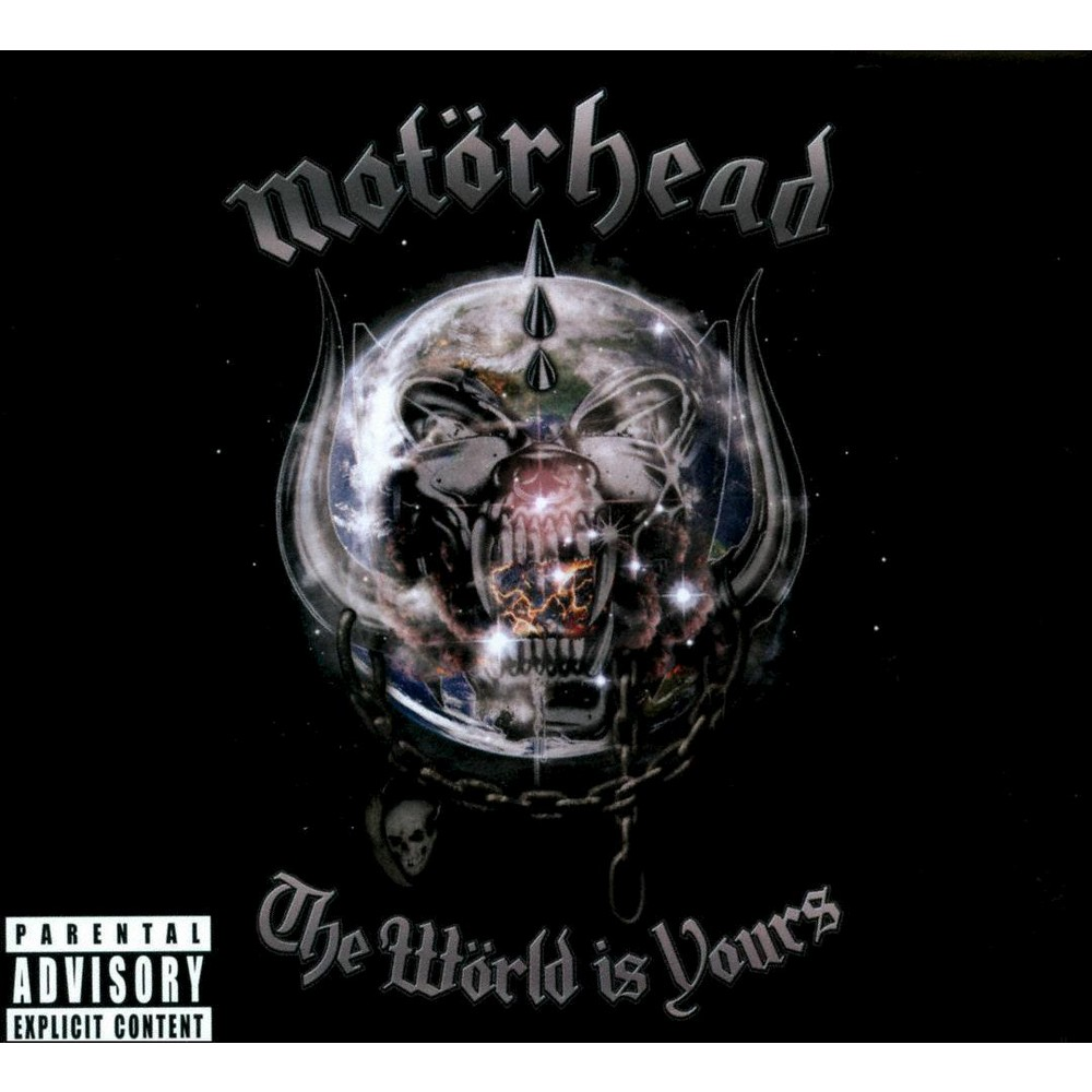 Motorhead - World Is Yours (CD)