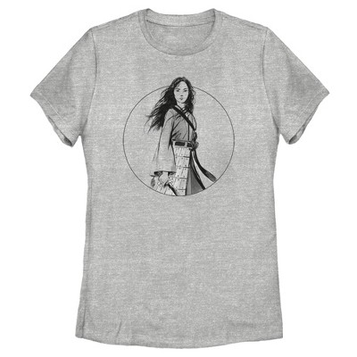 Women's Mulan Classic Circle T-Shirt