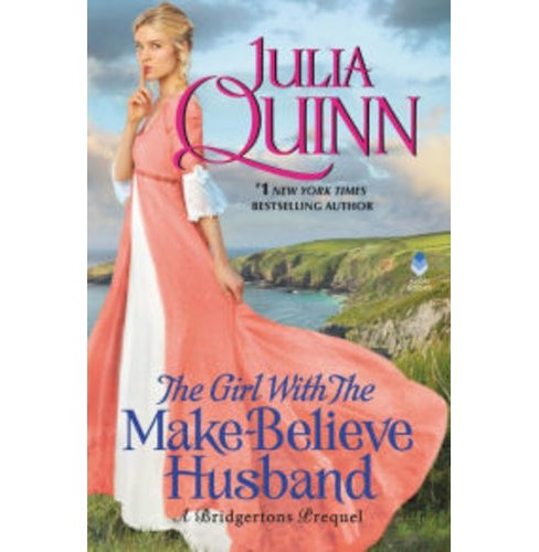Girl With the Make-Believe Husband -  (Bridgertons)  Book 26 by Julia Quinn (Paperback) - image 1 of 1