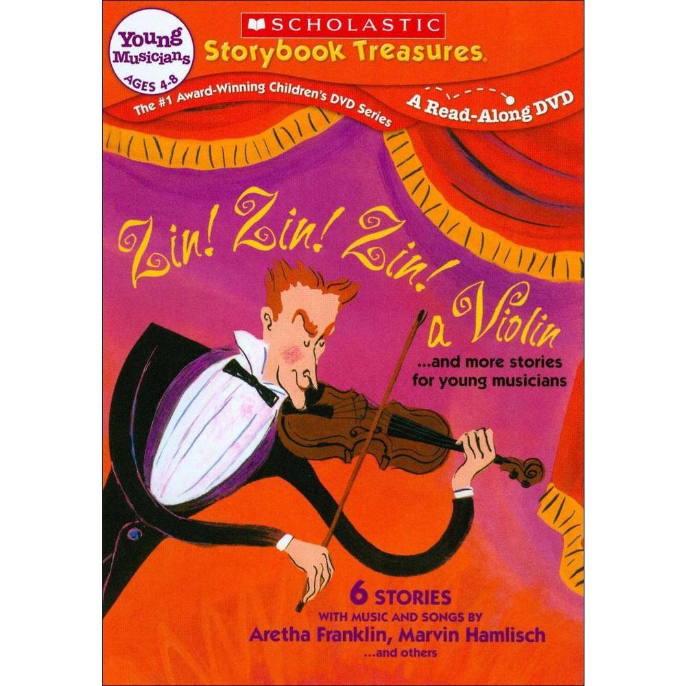 Zin Zin Zin A Violin And More Stories (Dvd)