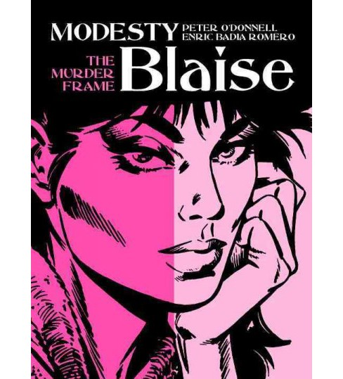 Modesty Blaise 28 (Paperback) (Peter O'Donnell) - image 1 of 1