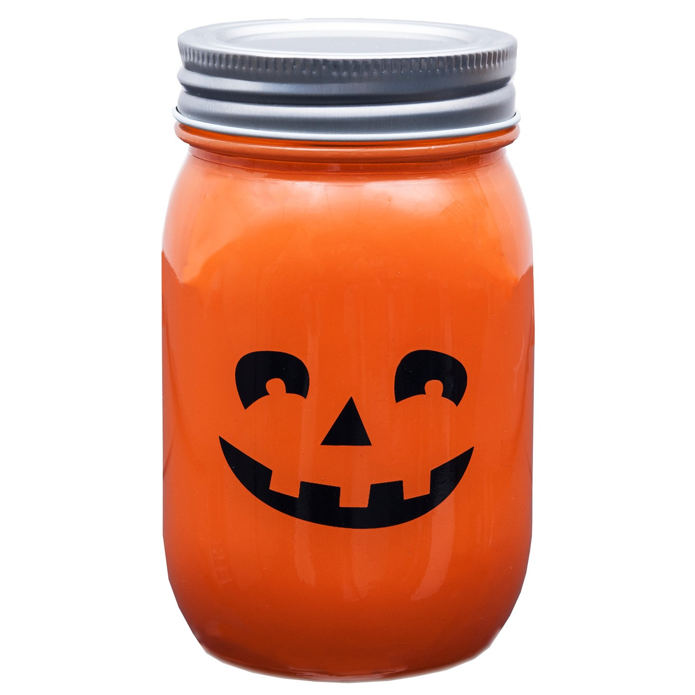 Halloween Pumpkin Mason Jar - image 1 of 1