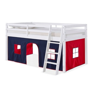 Twin Roxy Junior Loft with Tent - Alaterre Furniture