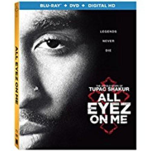All Eyez On Me (Blu-ray + DVD + Digital)