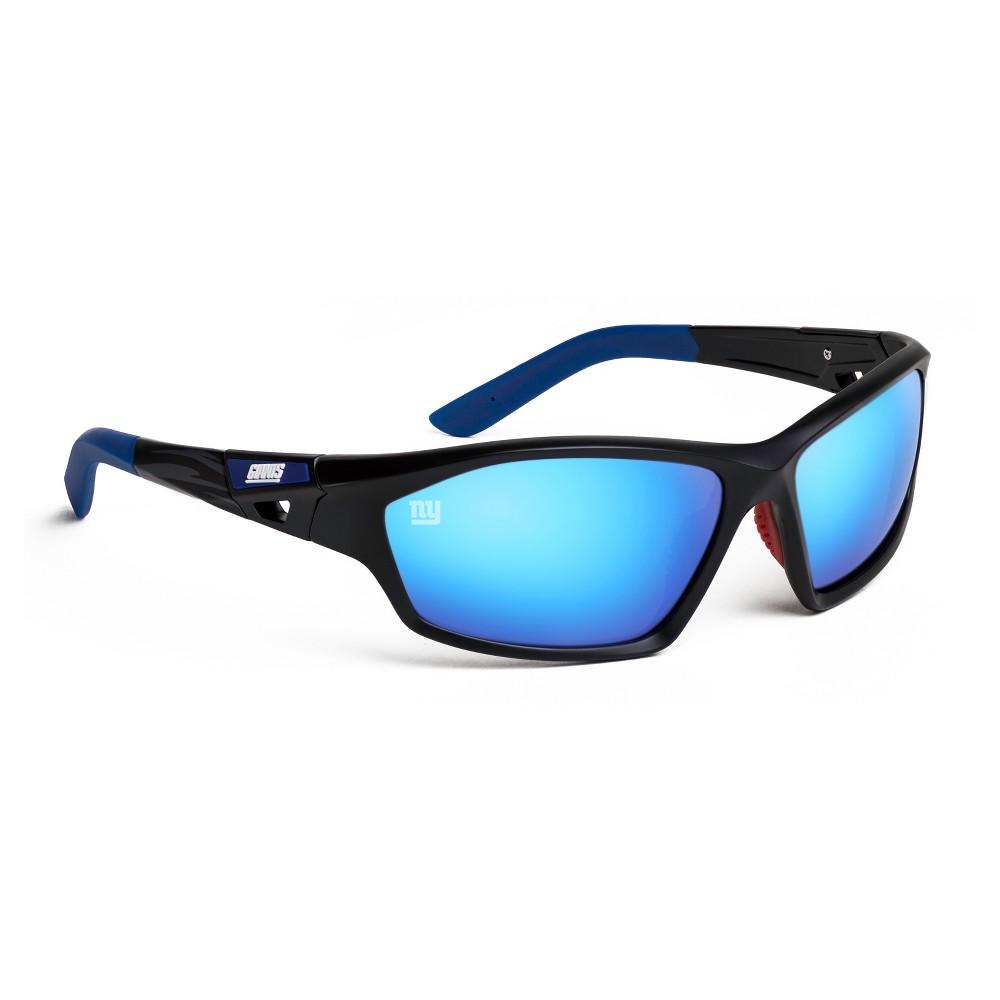 NFL New York Giants Premium Lateral Sunglasses, Adult Unisex