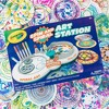 Crayola Spin & Spiral Art Station Activity Kit - image 4 of 4