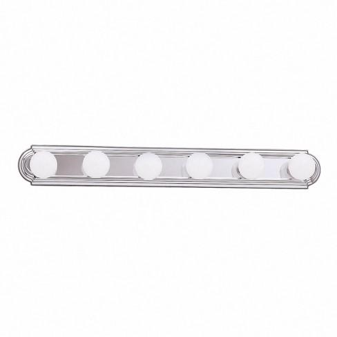 "Kichler 5018 Bath & Vanity 36"" Wide 6-Bulb Bathroom Lighting Fixture - image 1 of 4"