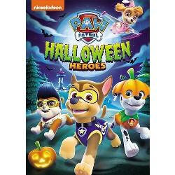 Paw Patrol:Halloween Heroes (DVD)