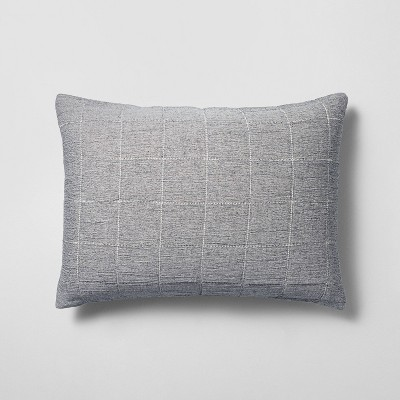Matelassé Quilted Pillow Sham - Hearth & Hand™ with Magnolia