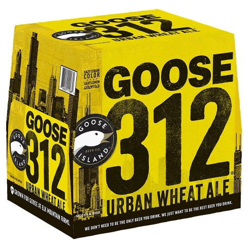 Goose Island® 312 Urban Wheat Ale - 12pk / 12oz Bottles - image 1 of 1