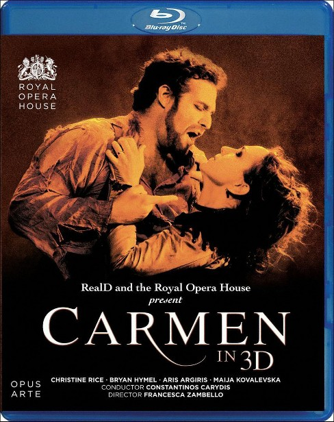 Bizet:Carmen In 3d (Blu-ray) - image 1 of 1