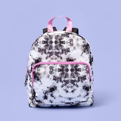 Girls' Tie-Dye Backpack - More Than Magic™ Black/White