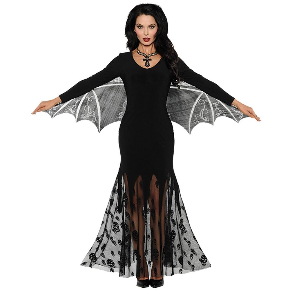 Adult Vampiress Halloween Costume S