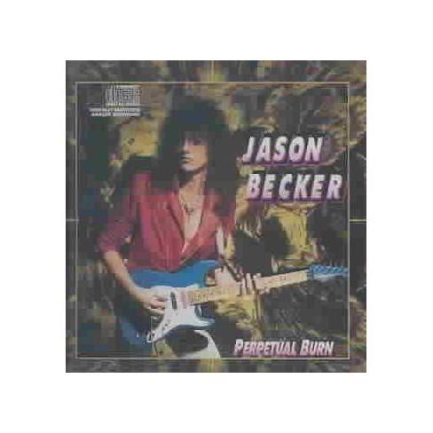 Jason Becker - Perpetual Burn (CD) - image 1 of 1