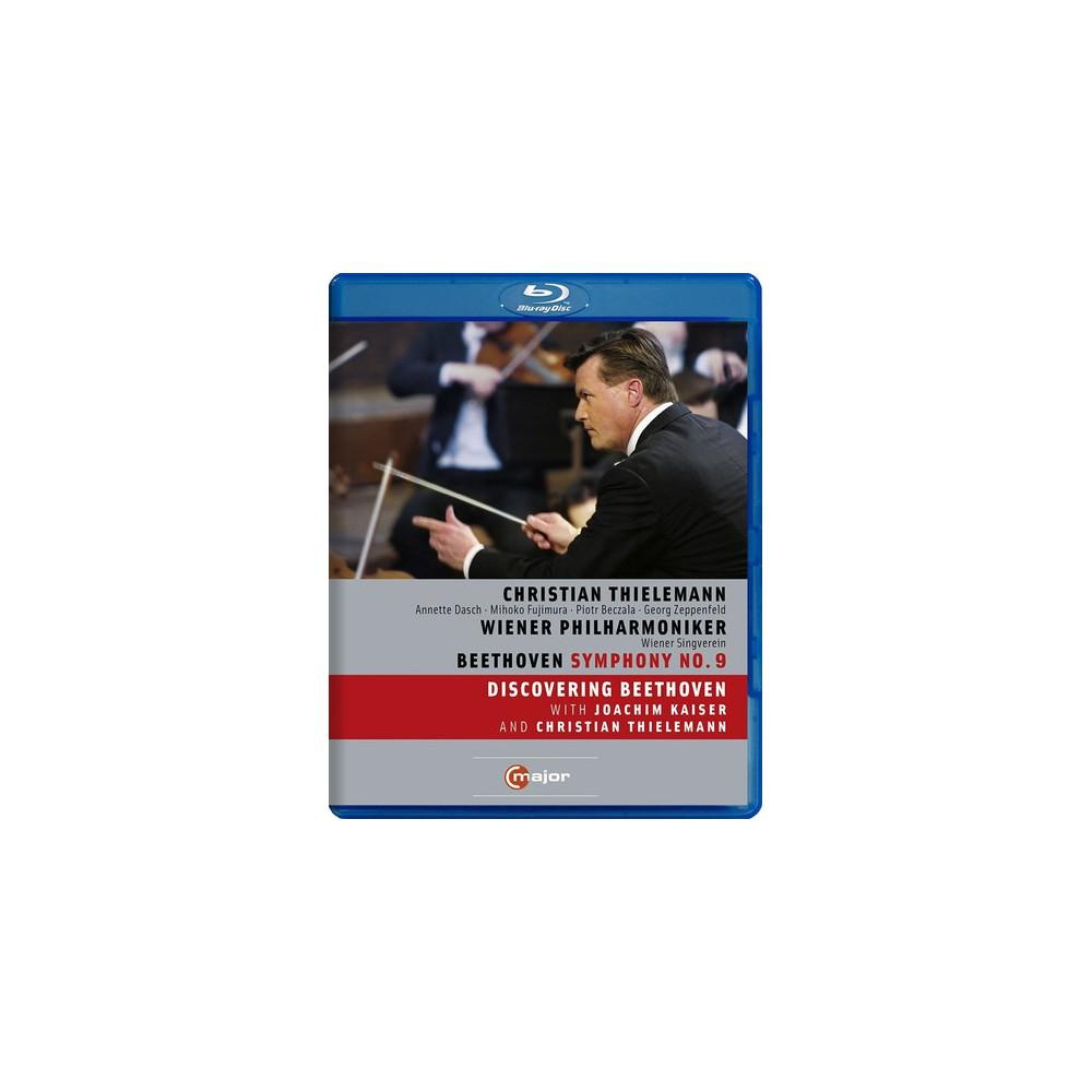 Beethoven:Symphony No 9 (Blu-ray)