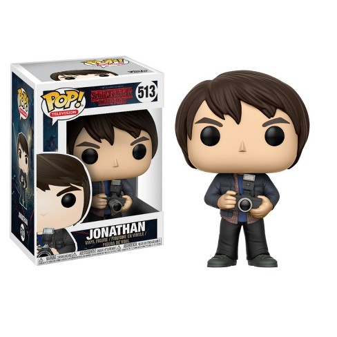 Funko POP! Television: Stranger Things S2 - Jonathan with Camera Mini Figure - image 1 of 1