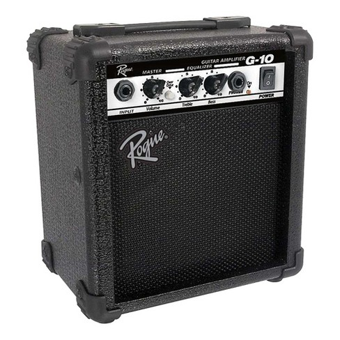 Rogue G10 10W 1x5 Guitar Combo Amp Black - image 1 of 1