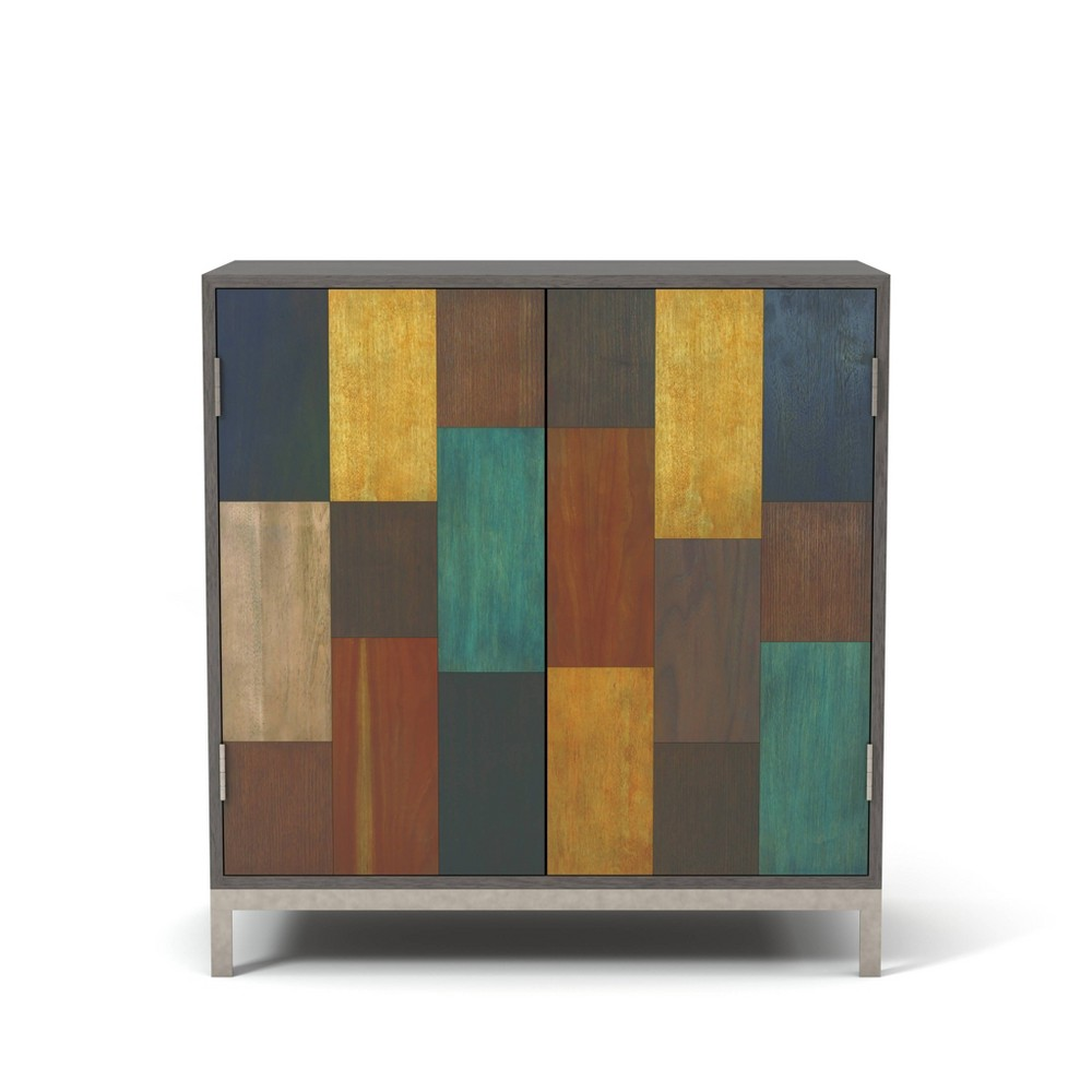 Compare Anthony Accent Decorative Storage Cabinet - HOMES: Inside + Out