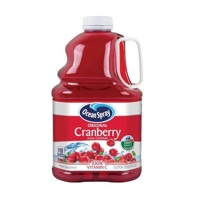 Fruit Juice: Ocean Spray Juice Cocktail