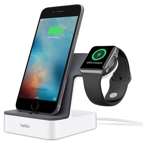 Belkin PowerHouse Charge Dock for Apple Watch + iPhone - image 1 of 4