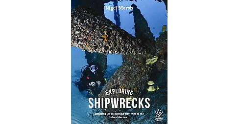 Exploring Shipwrecks : Exploring the fascinating mysteries of the deep blue sea (Hardcover) (Nigel - image 1 of 1