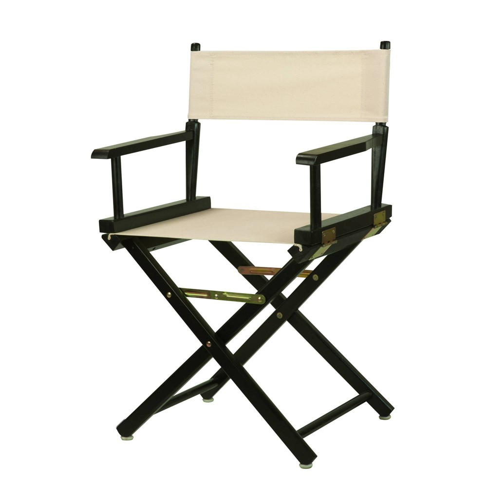 Natural Black Frame Director 39 S Chair