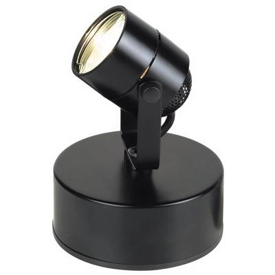 Pro Track LED Mini Accent Uplight in Black
