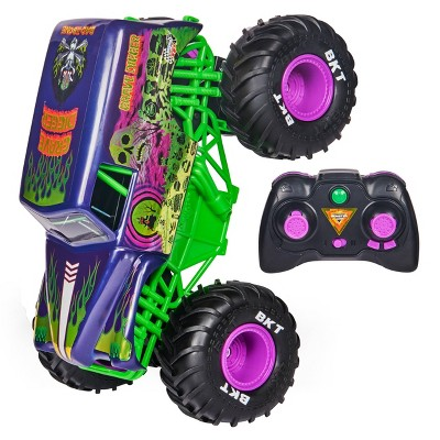 Monster Jam RC Freestyle Force Grave Digger