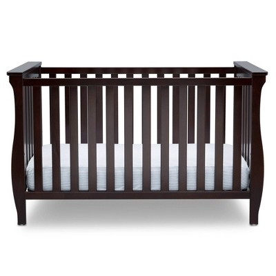 Delta Children Lancaster 3-in-1 Crib - Dark Chocolate