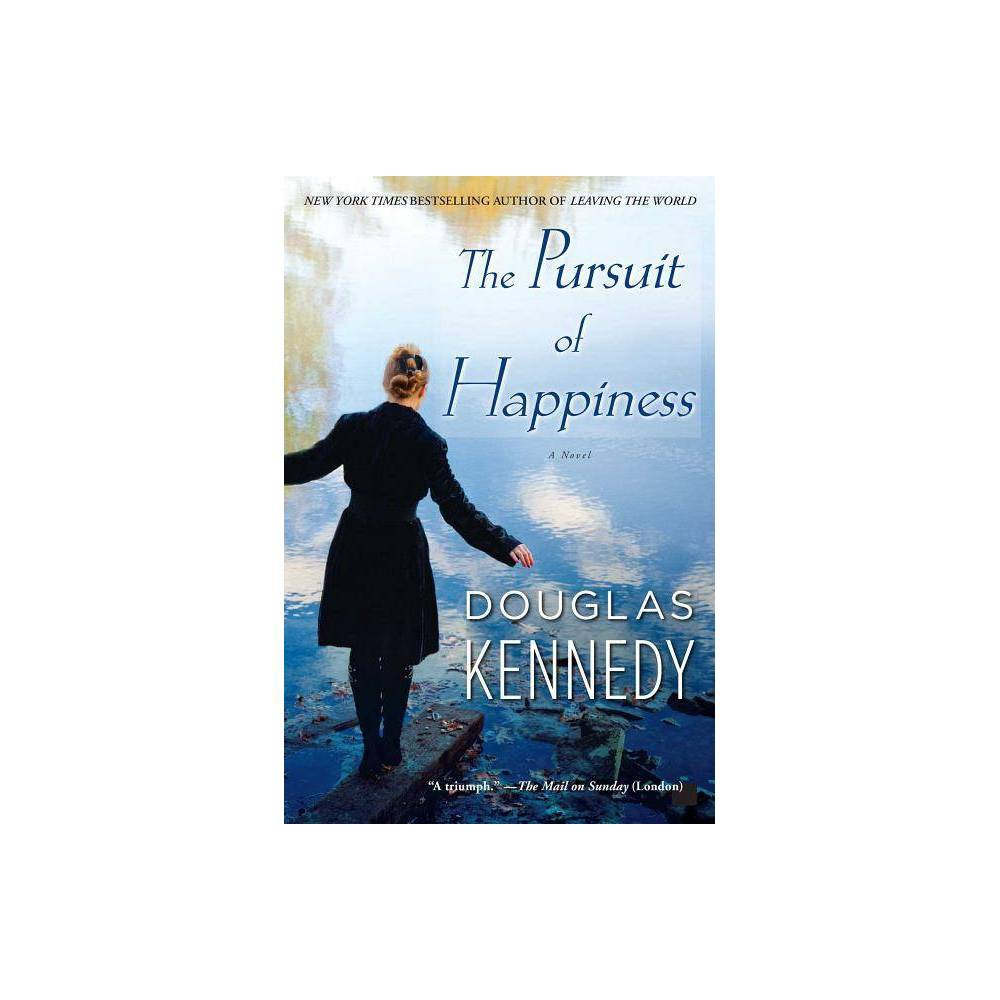 Pursuit Of Happiness By Douglas Kennedy Paperback