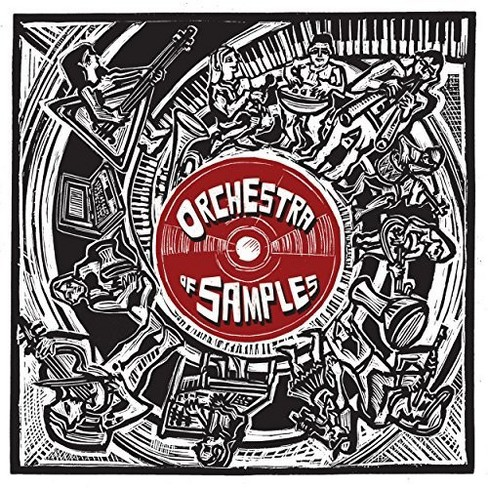 Various - Addictive Tv:Orchestra Of Samples (CD) - image 1 of 1