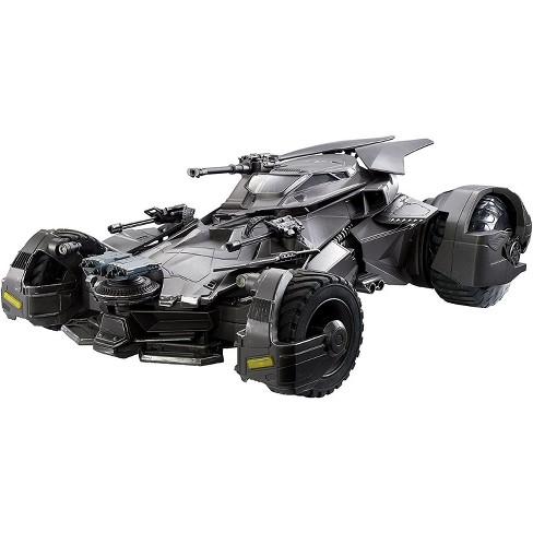 DC Justice League Movie Multiverse Batmobile Action Figure Vehicle - image 1 of 3