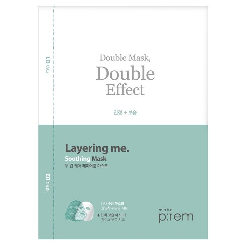 Make P:rem Layering Me. Soothing Mask - .71oz - image 1 of 2