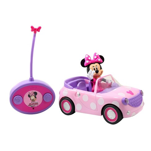 Disney Minnie Mouse Vehicle R/C - image 1 of 4