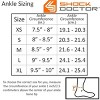 Shock Doctor Ankle Sleeve with Compression Wrap Support - image 2 of 2