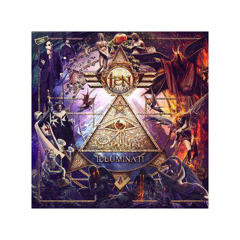 Ten - Illuminati (CD) - image 1 of 1