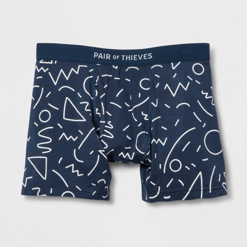 Pair of Thieves Men's Super Soft Boxer Briefs - Navy - image 1 of 2