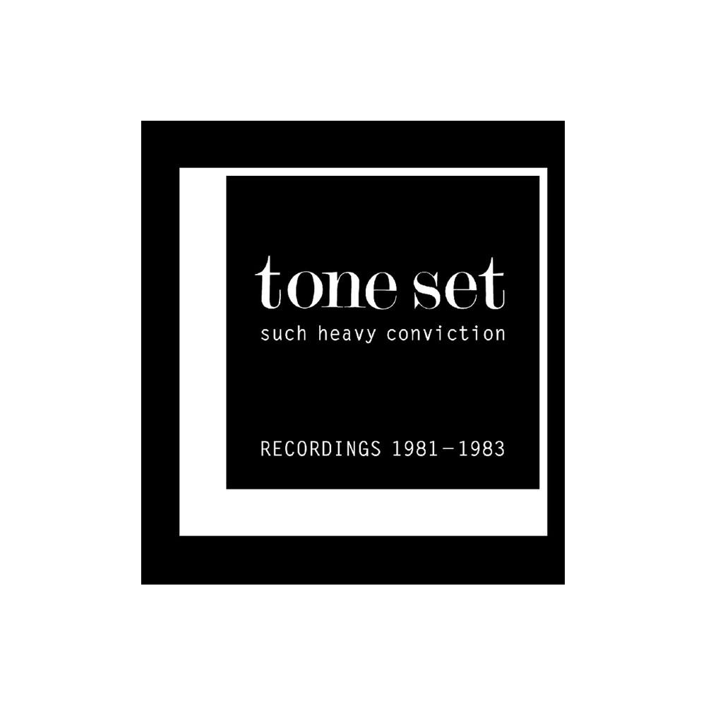 Tone Set - Such Heavy Conviction:Recordings 1981 (Vinyl)